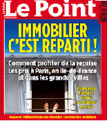 LE POINT DOSSIER IMMOBILIER